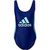 adidas Women's Core Logo 1-Piece Swimsuit