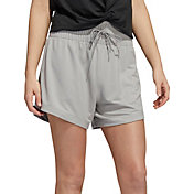 adidas Women's French Terry High Waisted Shorts