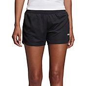 adidas Women's Design 2 Move 3 Stripe Knit Shorts