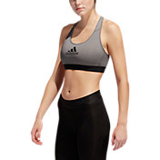 adidas Women's Designed4Training Medium Support Racerback Training Sports Bra