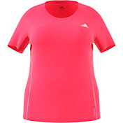 adidas Women's Runner Plus Size T-Shirt