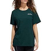 adidas Women's adiScript Boyfriend T-Shirt