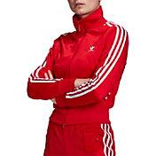 adidas Women's Adicolor Classics Firebird Primeblue Track Jacket