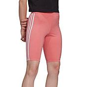 adidas Originals Women's 3-Stripes High Waist Bike Short