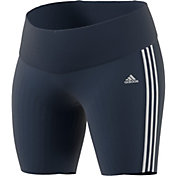 Adidas Women's High Rise Plus Size Short Tights