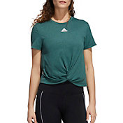adidas Women's Knotted T-Shirt