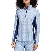 adidas Women's AEROREADY Long Sleeve Golf Pullover