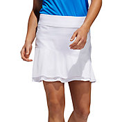 adidas Women's Ultimate 365 Knit Frill Golf Skort