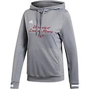 adidas Women's Louisiana-Monroe Warhawks  Grey Hoodie