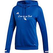 adidas Women's Louisiana Tech Bulldogs  Blue Hoodie