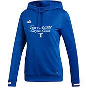 adidas Women's Texas A&M -Corpus Christi Islanders  Blue Hoodie