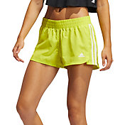 adidas Women's 3-Stripes Pacer Woven Shorts