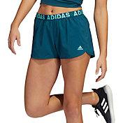 adidas Women's Pacer Jacquard Shorts