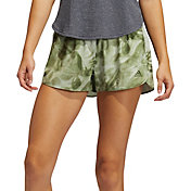 adidas Women's Pacer X-Ray Floral Print Shorts