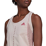 adidas Women's Tennis Primeknit Primeblue Tank Top