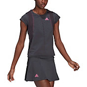adidas Women's Tennis Primeknit Primeblye Tee