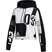 adidas Women's Post Game Energy Pullover Hoodie