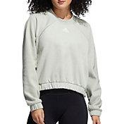 adidas Women's Rib Crew Sweatshirt
