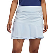 adidas Women's Ultimate 365 Frilled Golf Skort