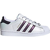 adidas Women's Superstar Iridescent Shoes