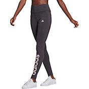 adidas Women's Essentials High-Waisted Logo Leggings