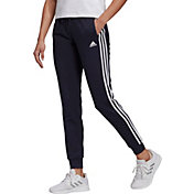 adidas Women's Essentials French Terry 3-Stripes Jogger Pants