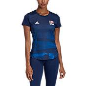 adidas Women's USA Volleyball Top