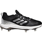 adidas Women's PureHustle Metal Fastpitch Softball Cleats