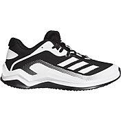 adidas Kids' Icon 6 Baseball Turf Shoes