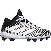 adidas Kids' Freak MD Zubaz Football Cleats