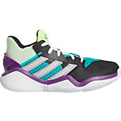 adidas Kids' Grade School Harden Stepback Basketball Shoes