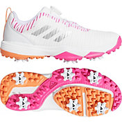 adidas Jr. CODECHAOS BOA Golf Shoes