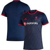 adidas Youth Chicago Fire '20 Primary Replica Jersey