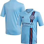 adidas Youth New York City FC '19 Primary Replica Jersey