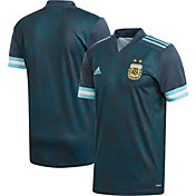 adidas Youth Argentina Away Replica Jersey