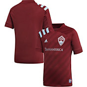adidas Youth Colorado Rapids '20 Primary Replica Jersey