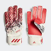 adidas Junior Predator Fingersave 20 Soccer Goalkeeper Gloves