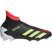 adidas Kids' Predator 20.3 FG Laceless Soccer Cleats