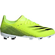 adidas Kids' X Ghosted.3 FG Soccer Cleats