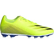adidas Kids' X Ghosted.4 FXG Soccer Cleats