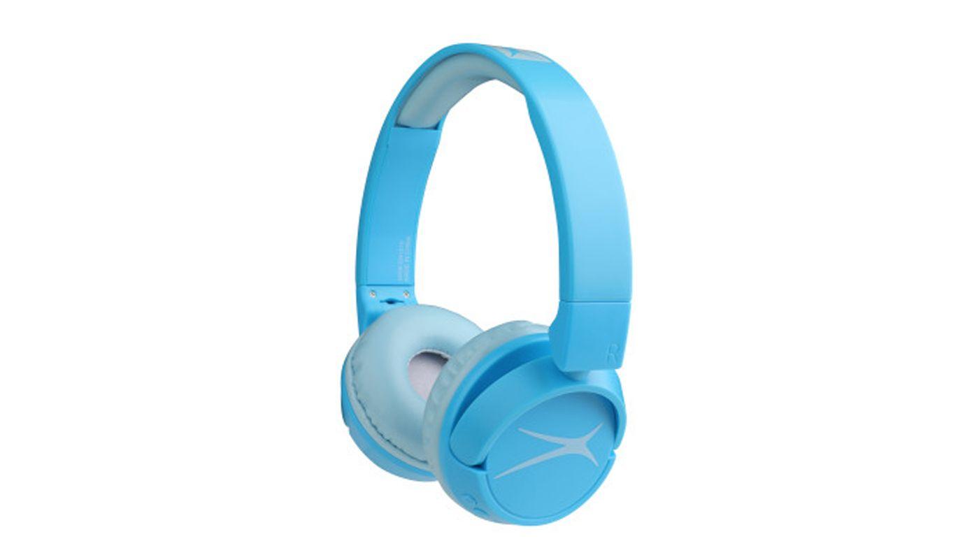 Altec Lansing Kid-Safe 2-in-1 Headphones