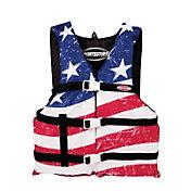 AIRHEAD Adult SL General Purpose Stars and Stripes Life Vest