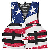 AIRHEAD Youth General Purpose Stars and Stripes Life Vest