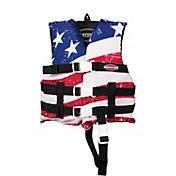 AIRHEAD Child's General Purpose Stars and Stripes Life Vest