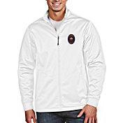 Antigua Men's Chicago Fire Full-Zip Golf White Jacket