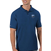 Antigua Men's Montreal Impact Royal Legacy Pique Polo