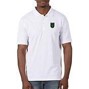 Antigua Men's Austin FC White Legacy Pique Polo