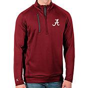 Antigua Men's Alabama Crimson Tide Crimson Generation Half-Zip Pullover Shirt