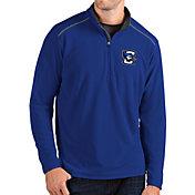 Antigua Men's Creighton Bluejays Blue Glacier Quarter-Zip Shirt