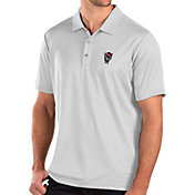 Antigua Men's NC State Wolfpack Balance White Polo